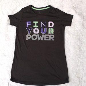 Champion girls shirt